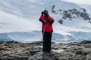 Olivier en Antarctique, Automne 2019